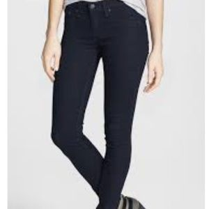 Rag & Bone Stretch Legging Jeans in Midnight 24